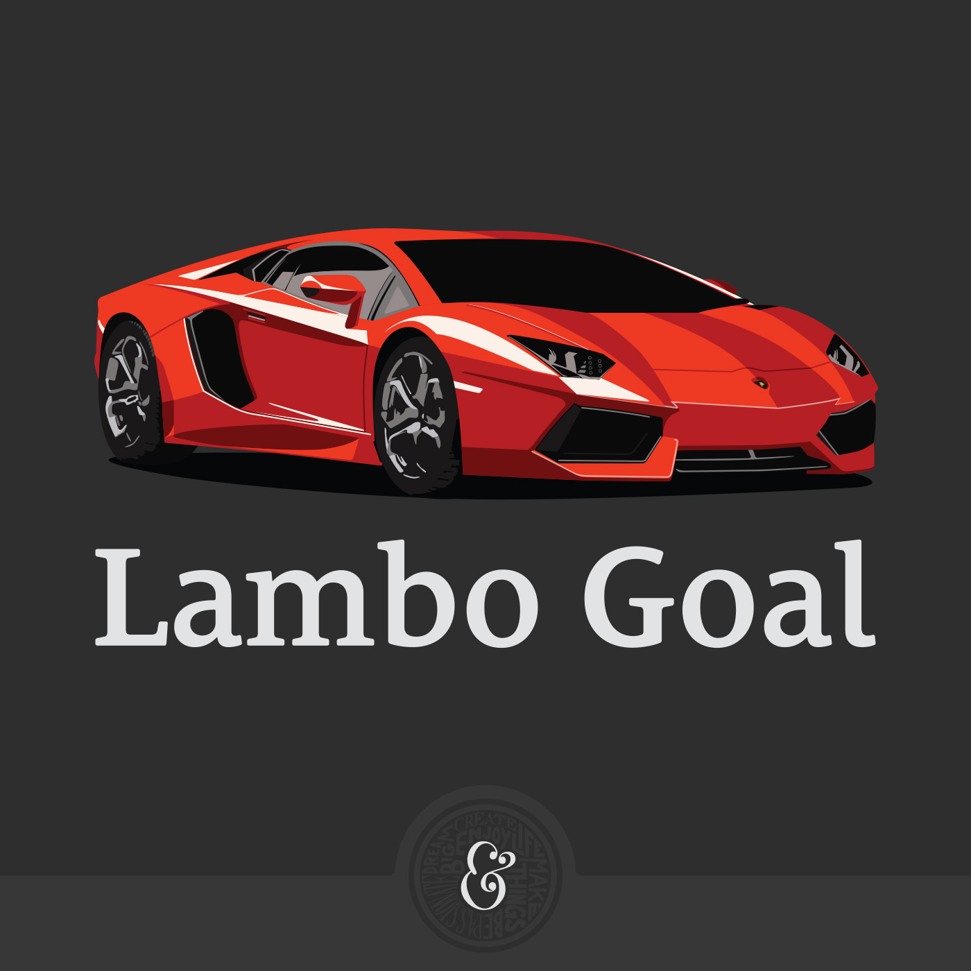 Lambo Goal Podcast Artwork