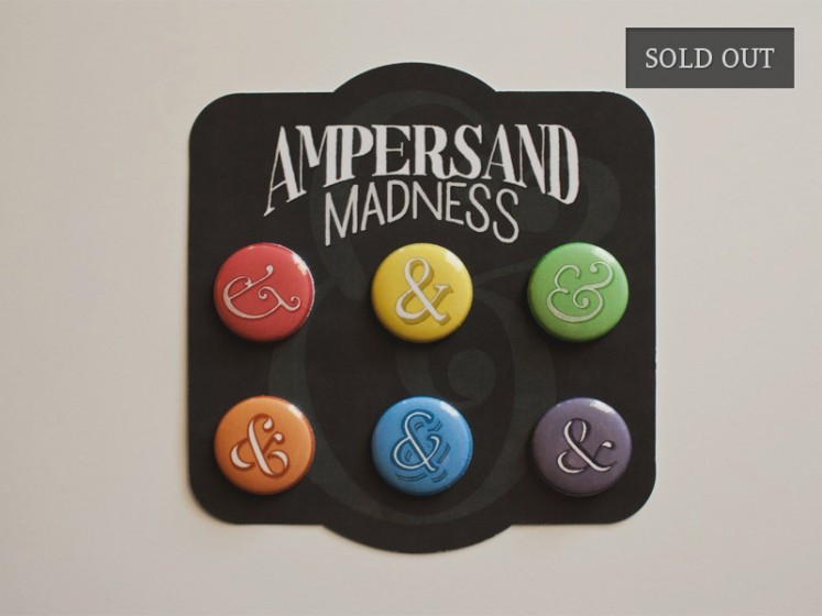 ampersand-madness-sold