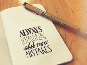 always-make-new-mistakes