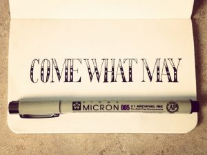 come-what-may