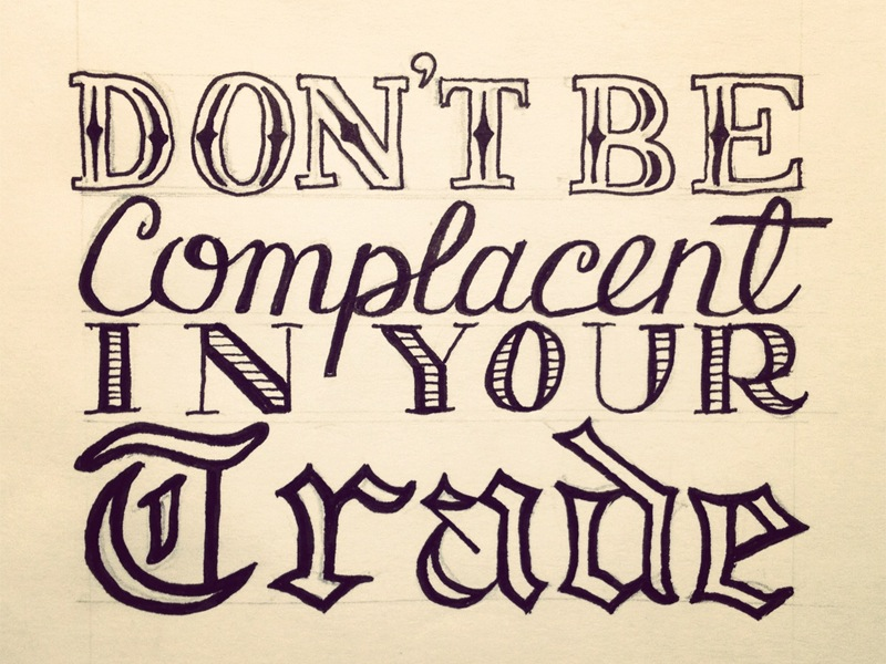 dont-be-complacent