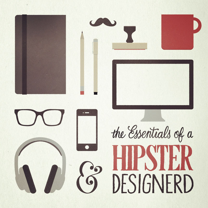 essentials-of-a-hipster-designerd
