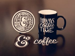 It's Always Coffee Time Mug