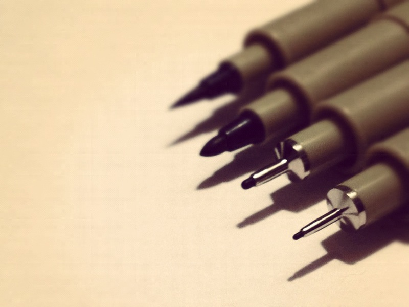 What Pens are Best for Hand Lettering?