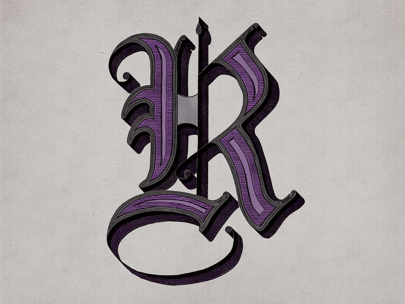 Hd Letter R Wall...A And R Letter Wallpapers