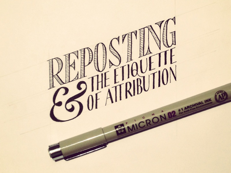 reposting-the-etiquette-of-attribution