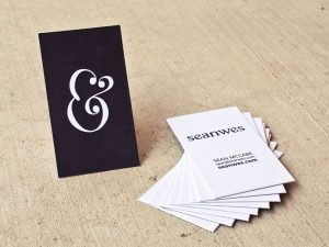 seanwes-letterpressed-ampersand-card