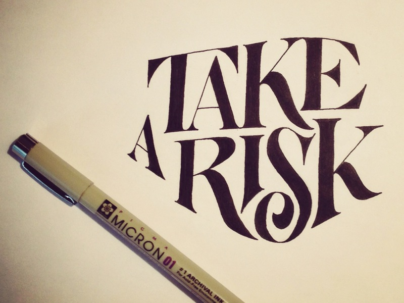 taking a risk essay
