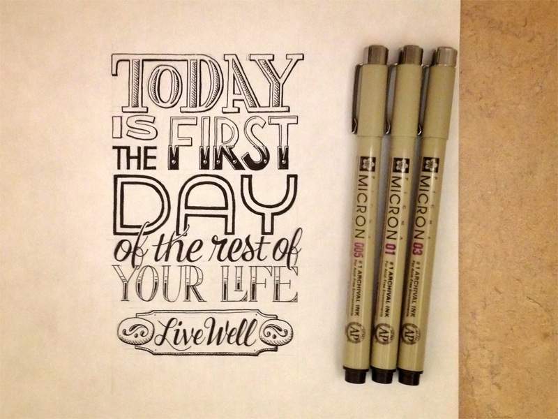 today-is-the-first-day-of-the-rest-of-your-life