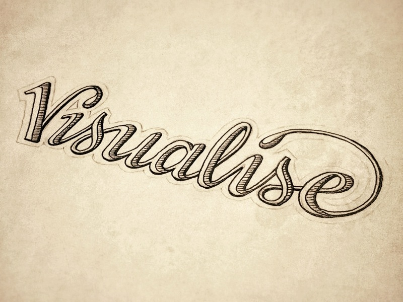 Letters Rule Amazing Hand Lettering Calligraphy By Sean
