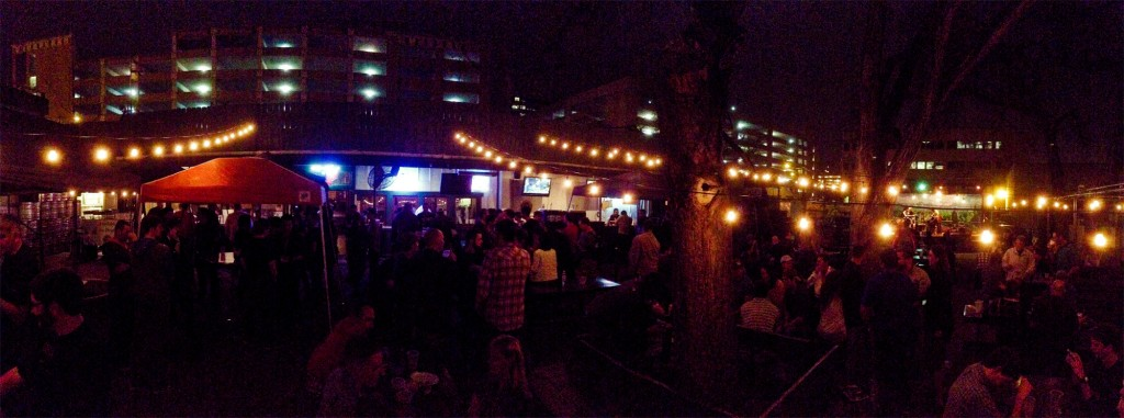 SXSW Dribbble Meetup - Panorama