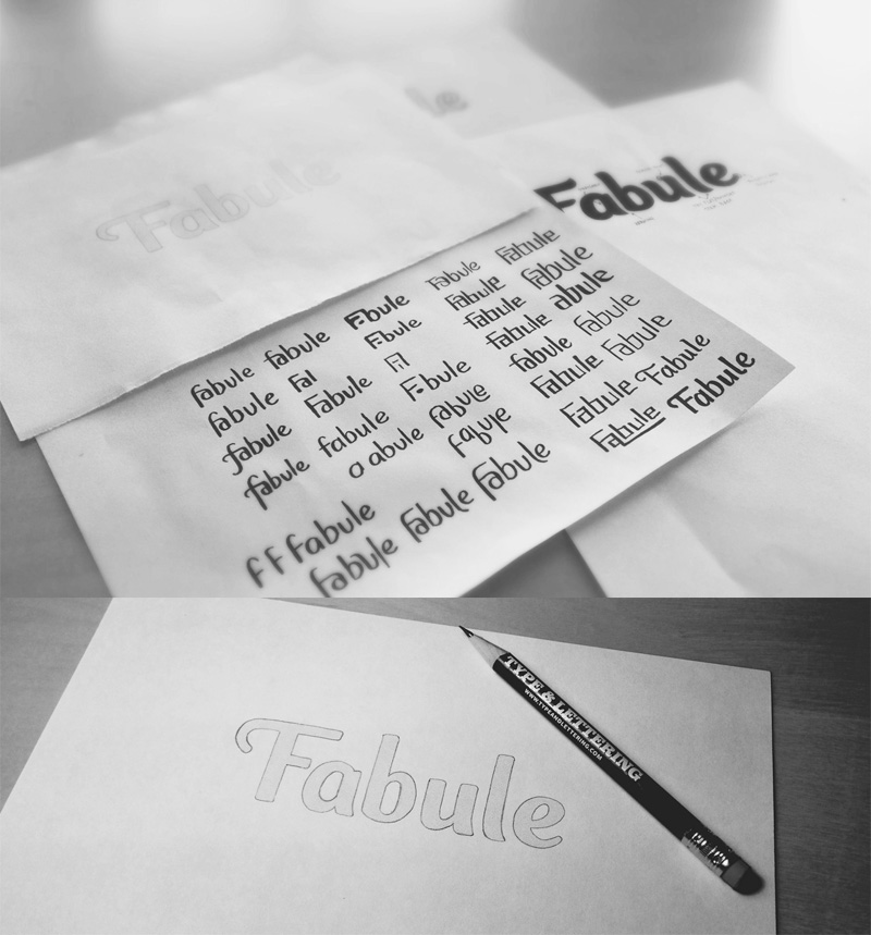 fabule-sketches