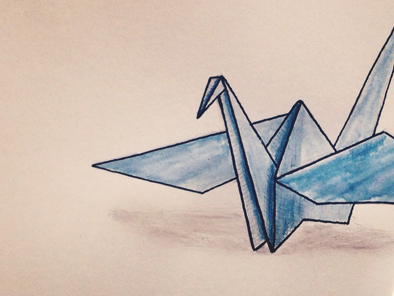 origami-crane-watercolor