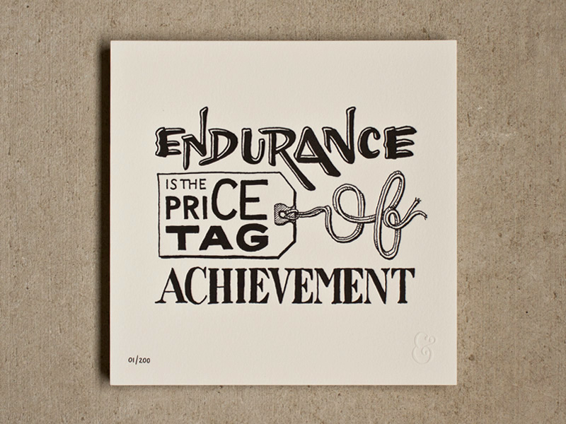 essay on hard work and perseverance leads to success