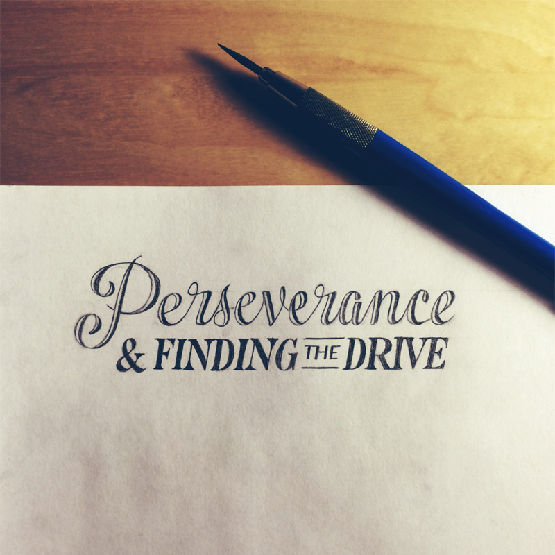 017 perseverance finding the drive seanwes podcast