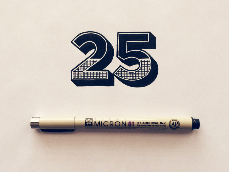 25 Things I've Learned About Hand Lettering