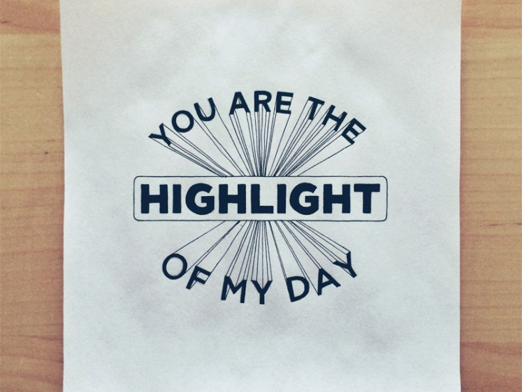 you-are-the-highlight-of-my-day