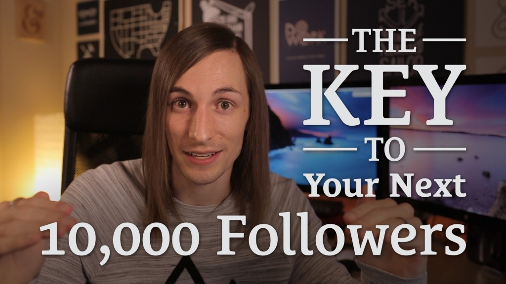 032: The Key to Your Next 10,000 Followers