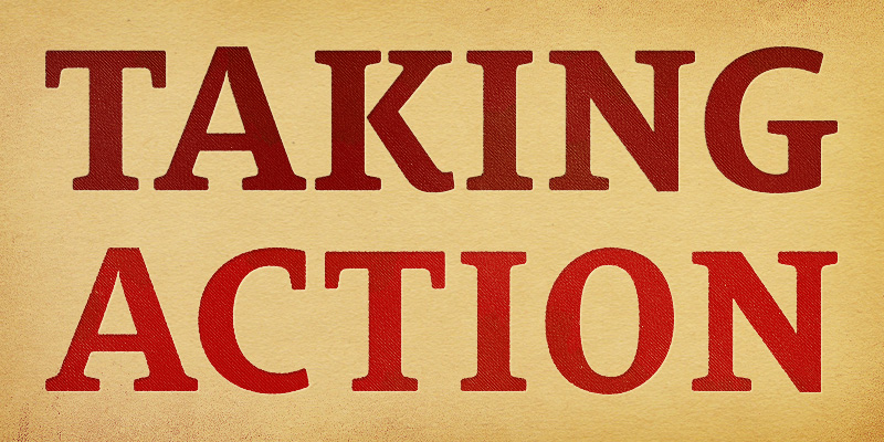 142: Taking Action
