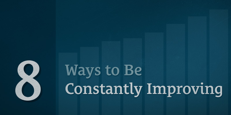 8-ways-to-be-constantly-improving
