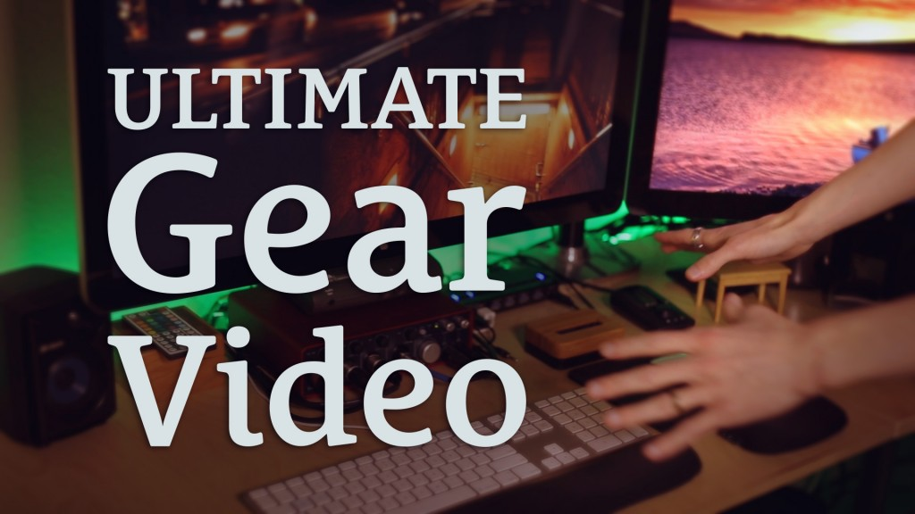 058: Ultimate Gear Video