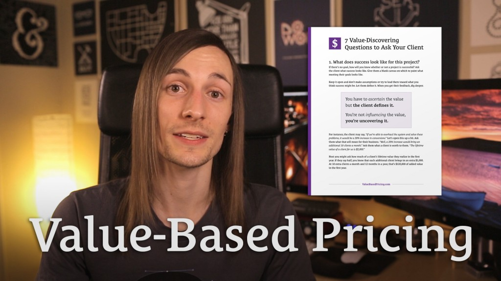 059: Value-Based Pricing