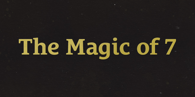 the-magic-of-7