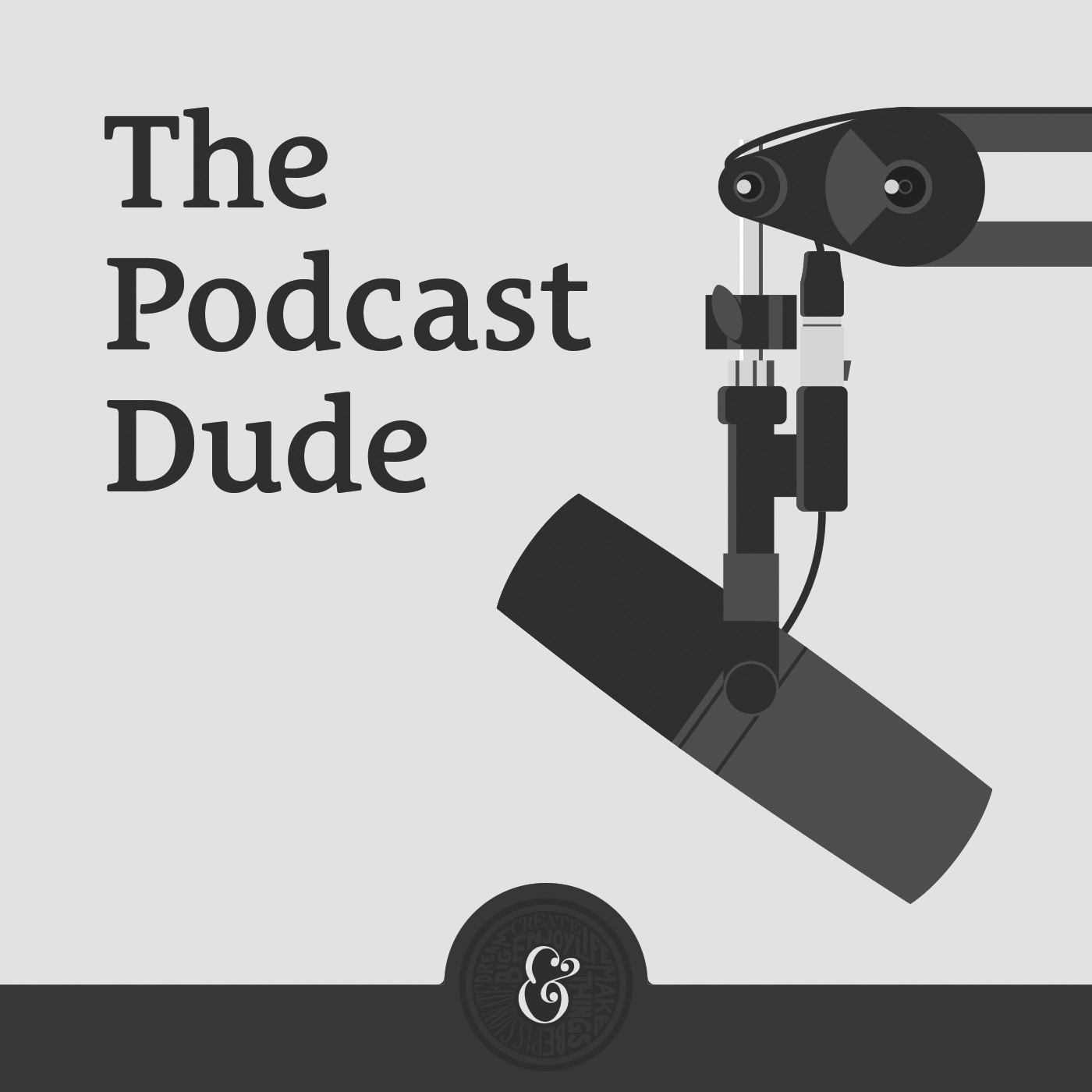 The Podcast Dude Artwork