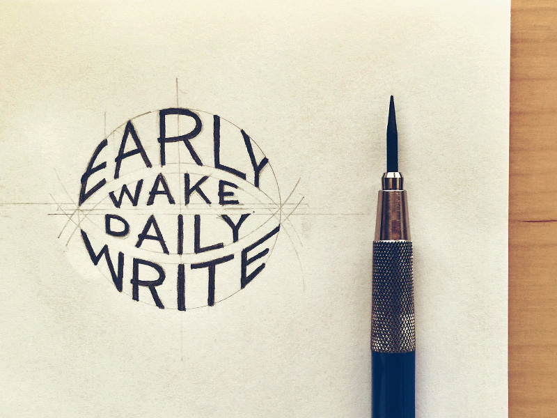 early-wake-daily-write