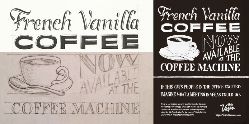 The Selling Power of Hand Lettering