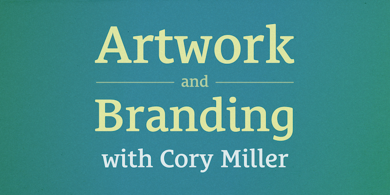 The Podcast Dude 20 - Podcast Artwork and Branding with Cory Miller