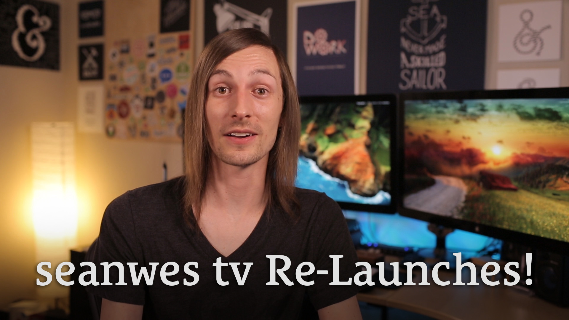 060: seanwes tv Re-Launches - 7 Days a Week!