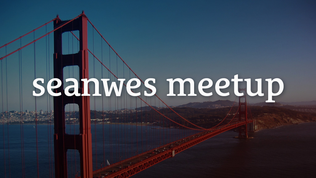 seanwes-meetup-san-francisco