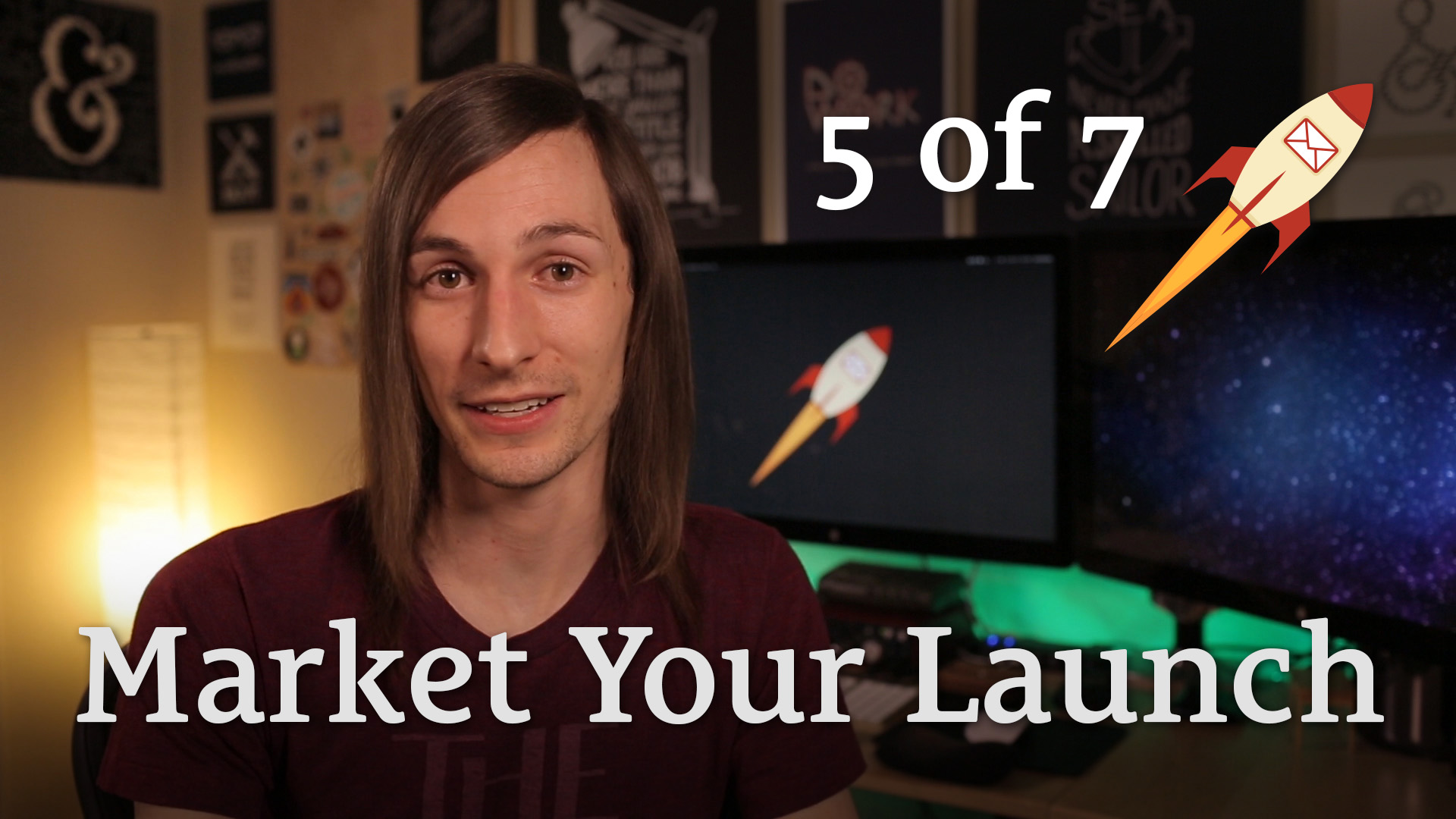 108: (Part 5 of 7): Market Your Launch With These Types of Content