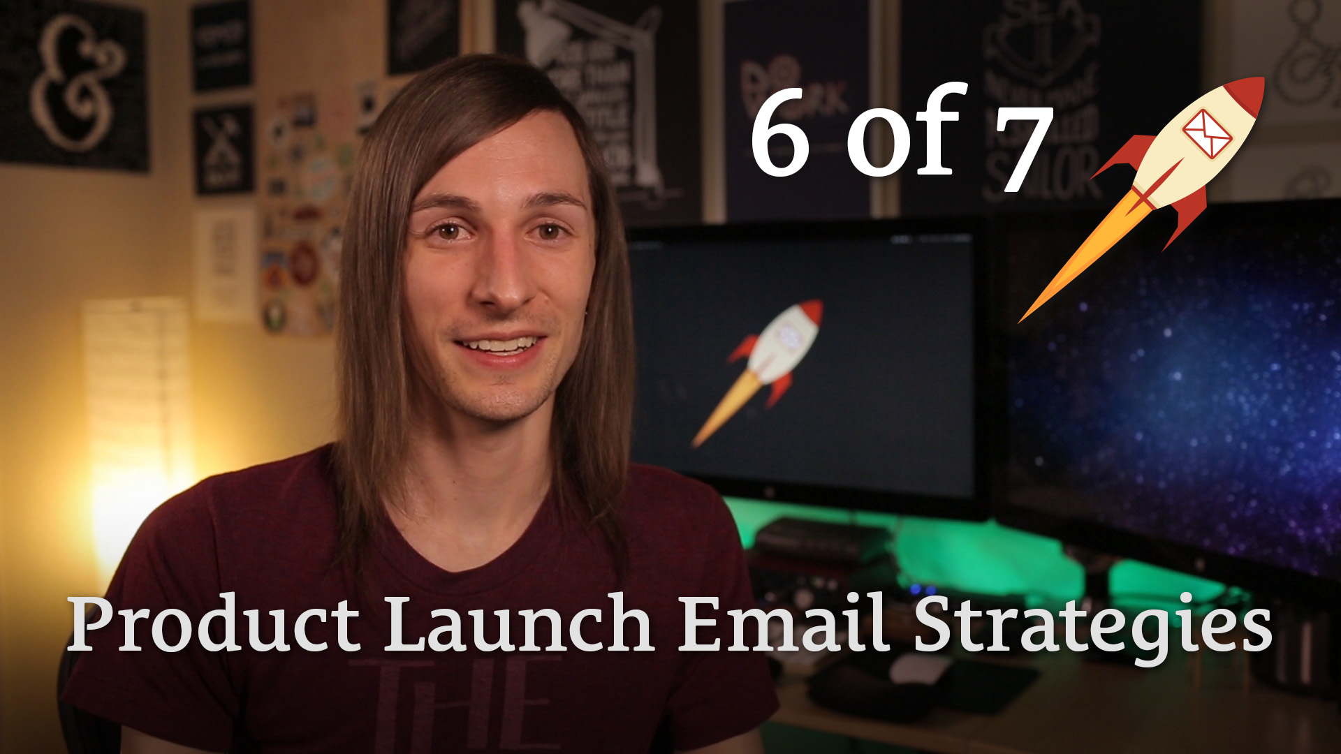 109: (Part 6 of 7): Email Strategies for a Successful Product Launch