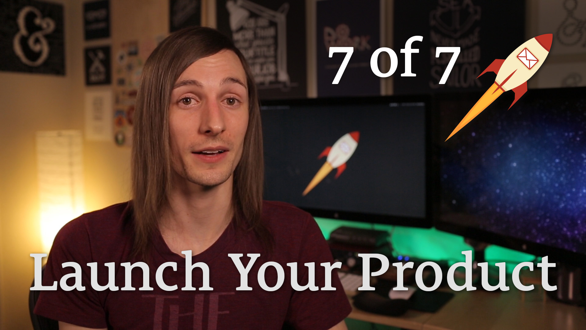 110: (Part 7 of 7): Launch Your Product With This Promotion Process