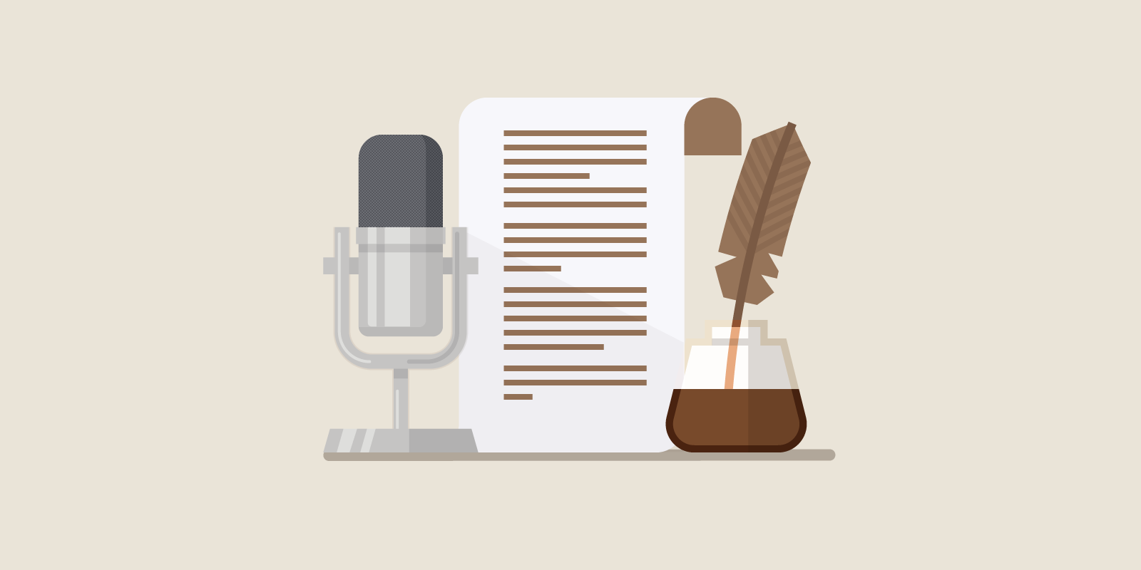 The Podcast Dude 38: Glenn Leibowitz's Top 5 Writing Tips for Podcasters