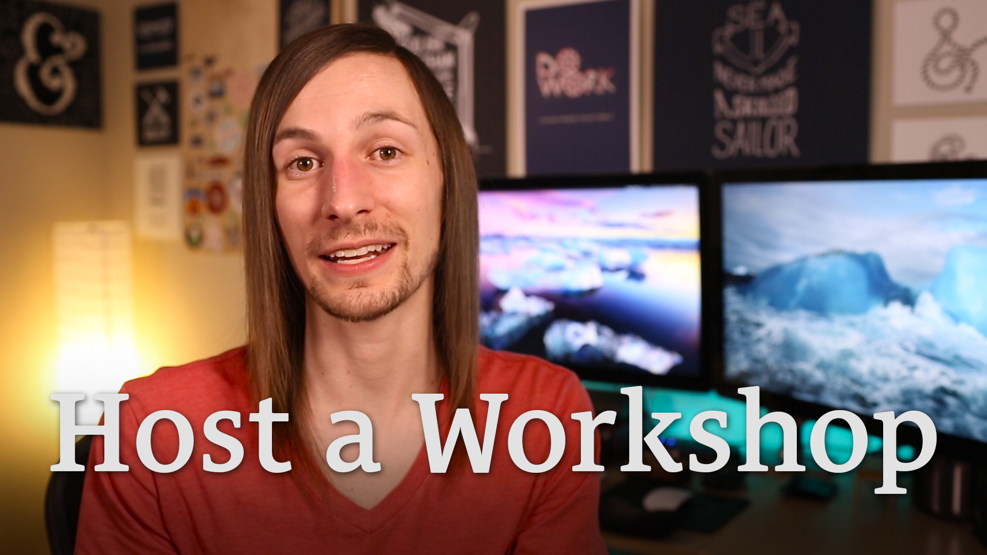 How to Host a Workshop