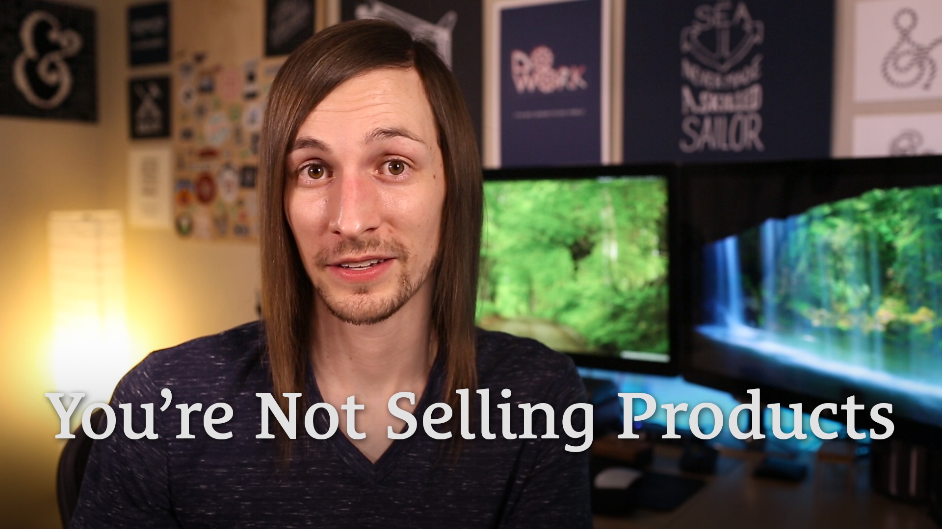 You're Not Selling Products to People, You're Selling a Better Version of Themselves
