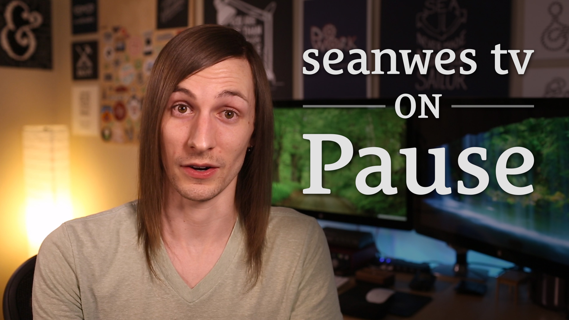 seanwes tv Going on Pause for Supercharge Your Writing