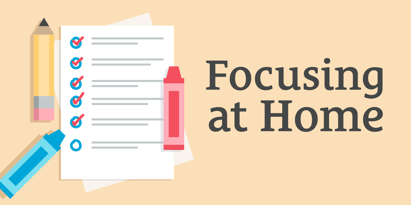 Unlocking the Power of Focused Productivity at Home