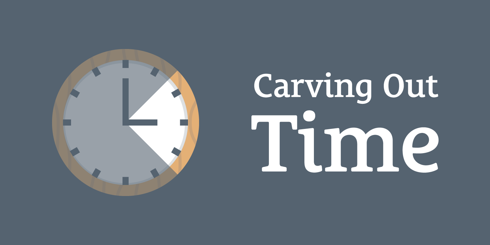 Carving Out Blocks of Focused Time in a Day So You Don't Get Distracted