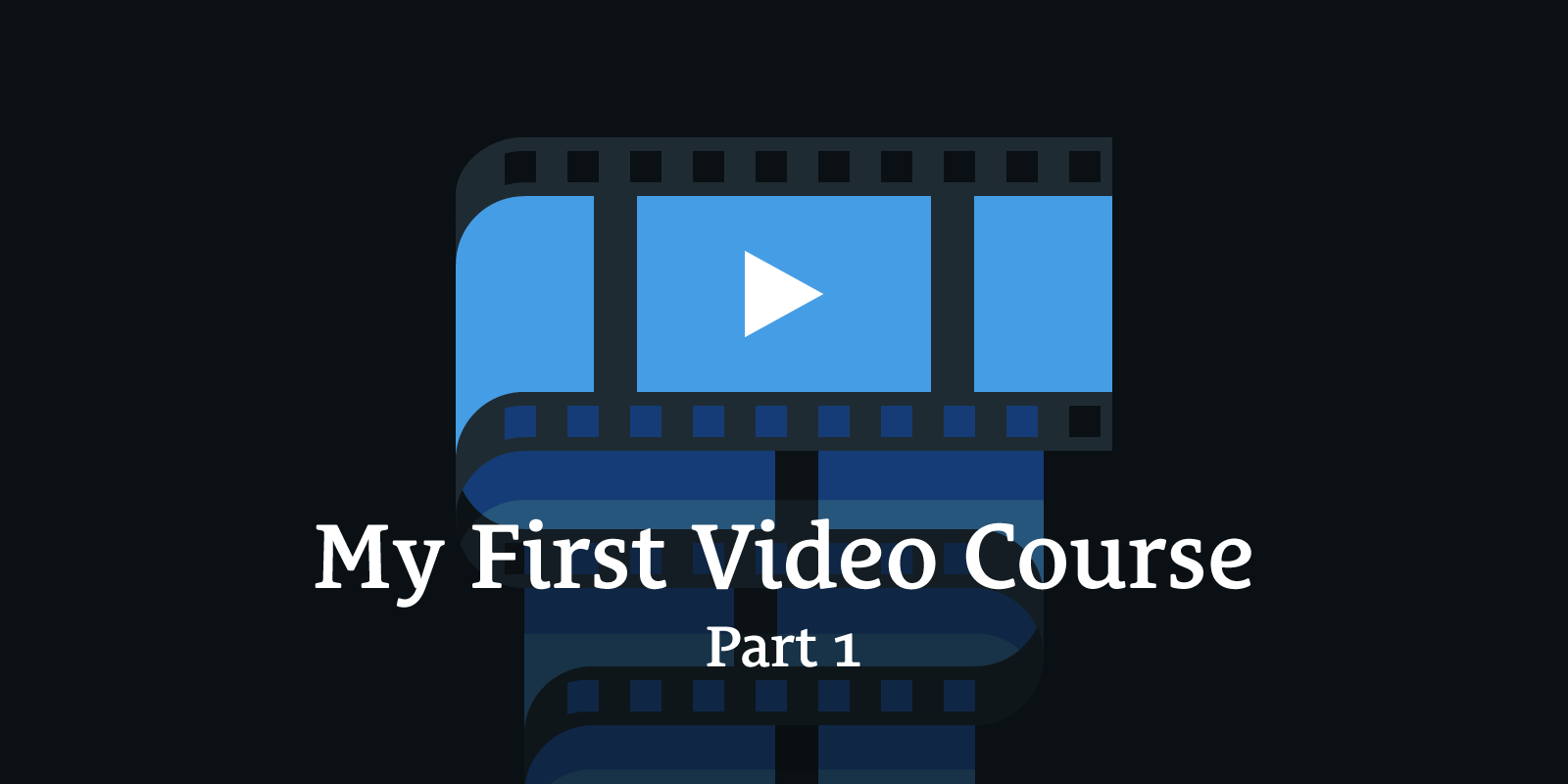 Shooting My First Video Course Part 1 (with Special Guest Cory McCabe)