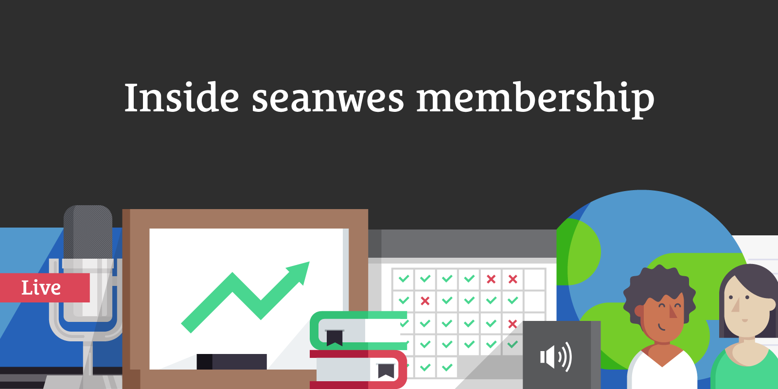 What's Inside seanwes membership?