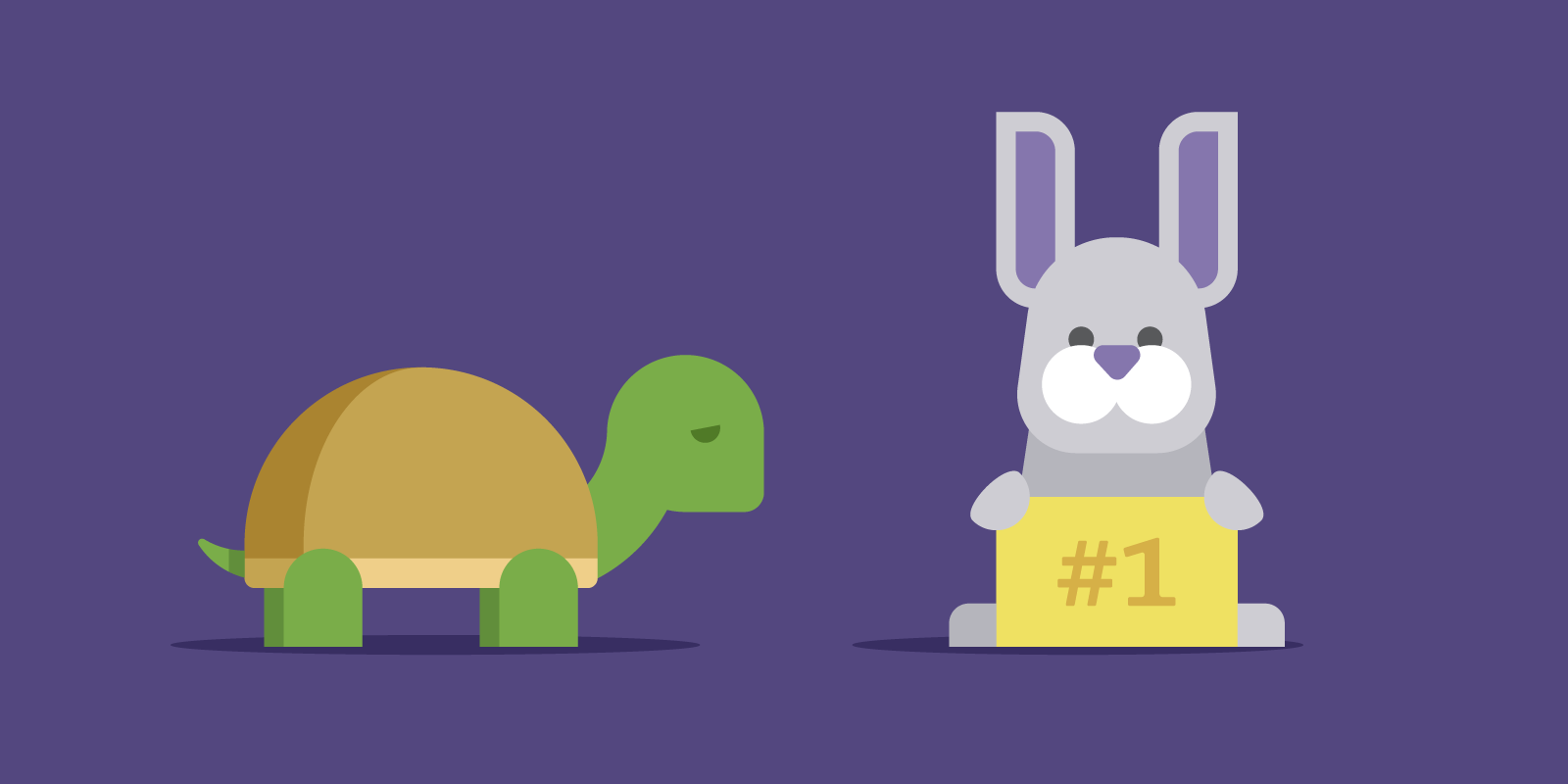How to Be the Tortoise in a World Where Only Hares Make the Front Page