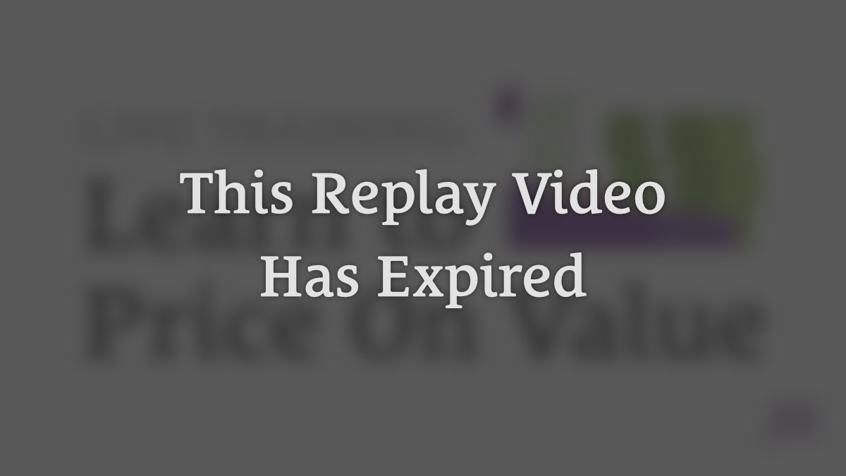 Learn to Price On Value Replay Has Expired