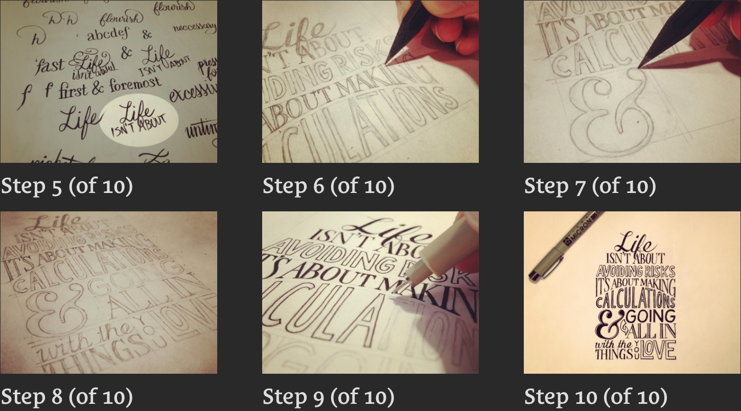 10 step introductory guide by seanwes This book teaches you brush lettering step-by  a guide to all things hand lettering and calligraphy + a free class and practice  introductory price 20.