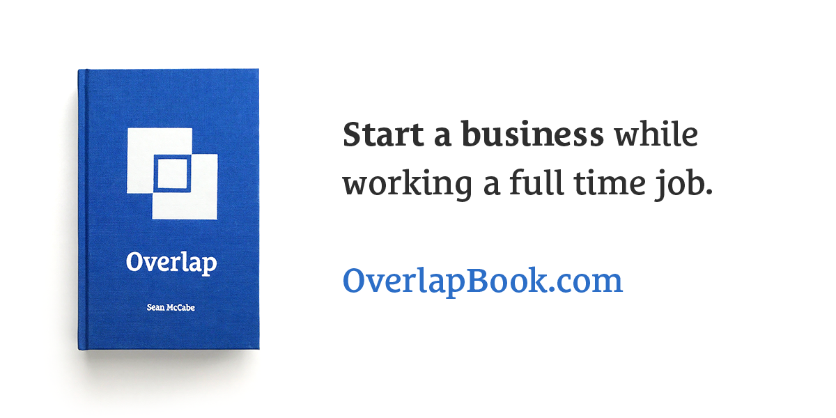 The Overlap Book | seanwes