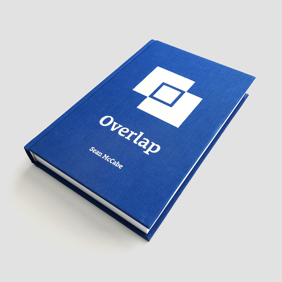 Overlap Book - Sean McCabe