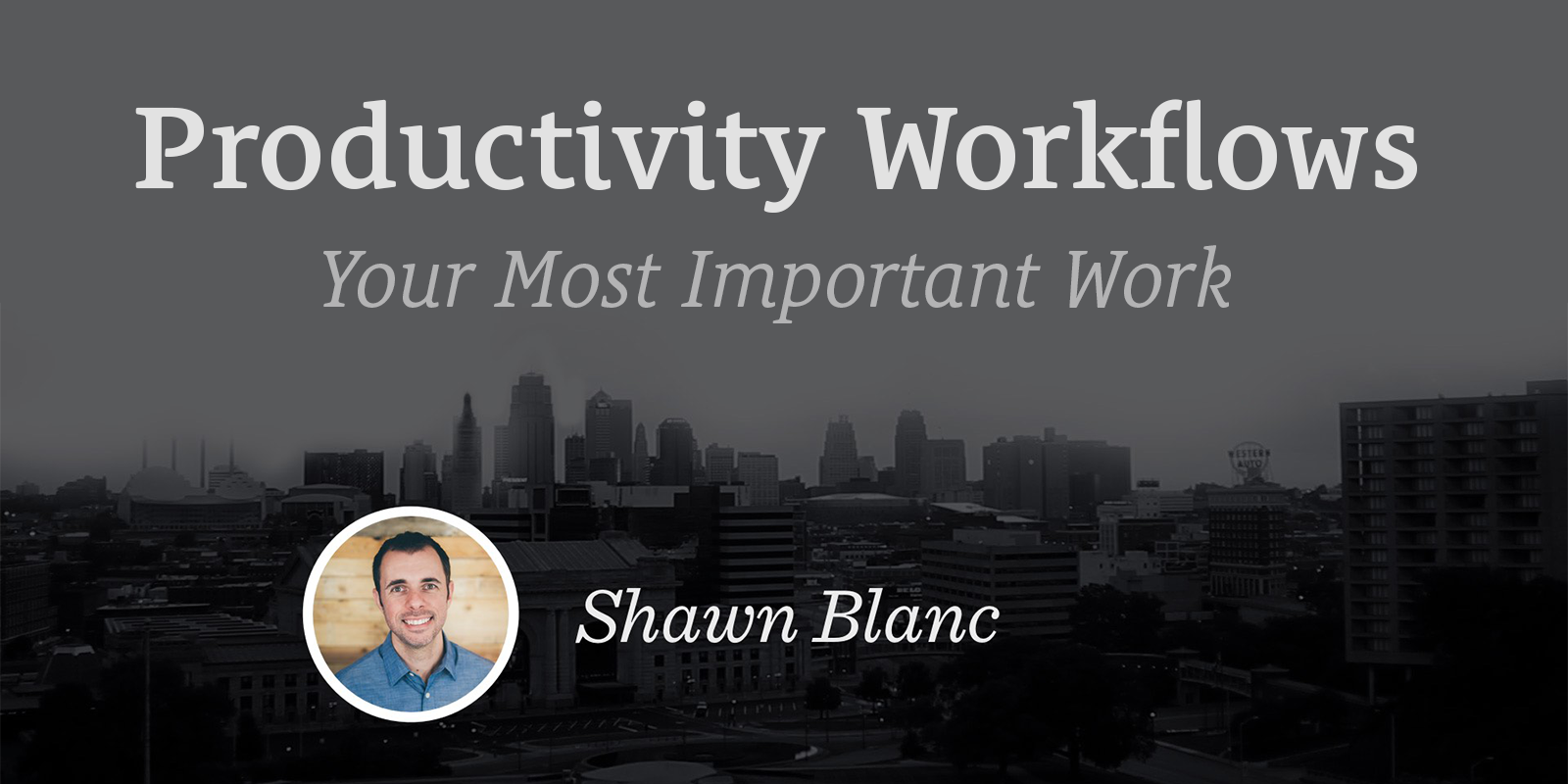 Productivity Workflows